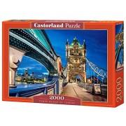 "Castorland ""Tower Bridge of London"" Puzzle (2000 Piece)"