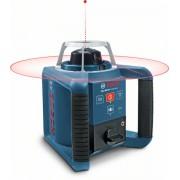 """Лазер ротационен GRL 300 HV, 60 m/300 m, ± 0,1 mm/m, ± 5° (8 %), 15 s, IP 54, 5/8"""", 1,8 kg, 0601061501, BOSCH"""