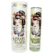 Ed Hardy Love & Luck EDP Spray 3.4 Oz