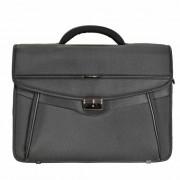 Samsonite Desklite Aktentas Briefcase 42 cm laptopvak Black