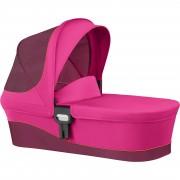 Cybex Kinderwagenaufsatz M, Gold-Line, Passion Pink-Purple, pink