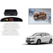 Kunjzone Car Parking Sensor For Maruti Suzuki Baleno