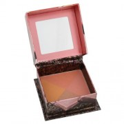 Benefit Some Kind A Gorgeous 12g Грим за Жени Пудра Нюанс - 4v1 - peach + rose + shimmering pink + soft plum