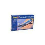 Kit De Montar Revell 1:450 Boeing 747-200