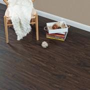 [neu.haus]® Suelo de vinilo (20,05 m² - wengué mate) planchas tablas - suelo laminado
