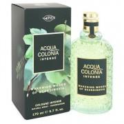 Maurer & Wirtz 4711 Acqua Colonia Wakening Woods Perfume Eau De Cologne Intense Spray (Unisex) 5.7 oz / 168.57 mL Men's Fragranc