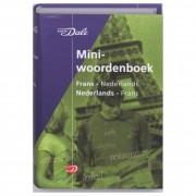 Opruiming - Woordenboek Mini woordenboek Frans Nederlands Frans | van Dale