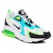 Обувки NIKE - Air Max 200 Se CJ0575 101 White/Black/Electric Green