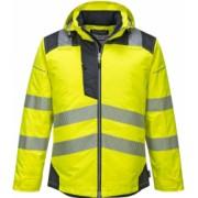 Jacheta de protectie de Ploaie Vision Hi-Vis reflectorizant T400 M