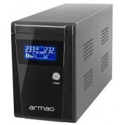 UPS Armac Line-Interactive 1000VA, 650W, 3X 230V Schuko, Metal C. (O/1000F/LCD)