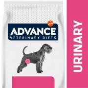 12kg Advance Veterinary Diets Urinary száraz kutyatáp