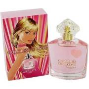 Guerlain Colours of Love női parfüm 50ml EDT