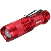 Gadget Hero's Cree LED Front Light(Red)