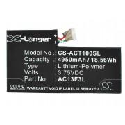 Acer Iconia Tab A1 / AC13F3L 4950mAh 18.56Wh Li-Polymer 3.75V (Cameron Sino)