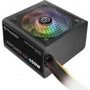 Sursa de alimentare Thermaltake Litepower RGB PS-LTP-0650NHSANE-1 (650 W Activ 120 mm)