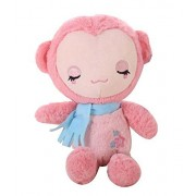 Creative Children's Girls Pets Doll Toys Plush Puppet- Lovely Girl Pattern