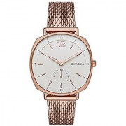 Skagen Analog White Square Women's Watch-SKW2401