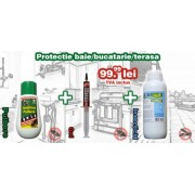 Kafer Gel + Praf contra insectelor de casa + Evosect,Pestmaster
