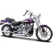 Maisto 2001 Harley-Davidson FXSTS Springer Softail Series 29