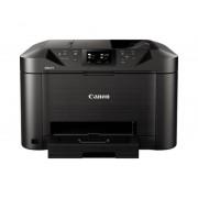Canon Multifuncion canon mb5150 inyeccion color maxify fax/ a4/ 24ppm/ 15ppm color/ wifi/ adf/ duplex/ tactil + pr1000