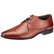Aldo Men's Lentina Cognac Formal Shoes -9 UK/India (43 EU) (10 US)