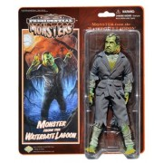 "Monster From The Watergate Lagoon Presidential Monsters Richard Nixon As A Fish Monster 8 1/4"" Tall Fully Poseable Action Figure With Cloth Costume"