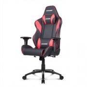 Scaun Gaming Core LX Plus Negru-Rosu