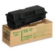 TK-17 оригинална черна тонер касета