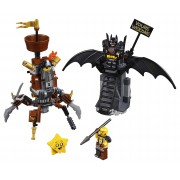 LEGO® MOVIE 2 ™ 70836 Batman ™ Batman™ și Barbă metalică