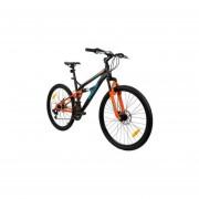 Bicicleta Vertical Philc R26 Gmds26-Negro