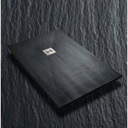 Thermodesign Mythos Ardesia receveur de douche 65x90 - Couleur: ciment