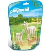 ALPACA CU PUI Playmobil
