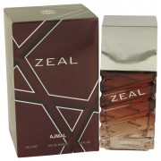 Ajmal Zeal Eau De Parfum Spray 3.4 oz / 100.55 mL Men's Fragrances 538904