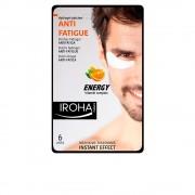 MEN EYE hydrogel patches anti-fatigue vit complex 6 pcs