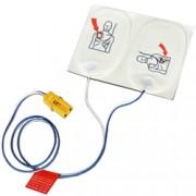coppia piastre elettrodi didattici trainer per addestramento - adulto