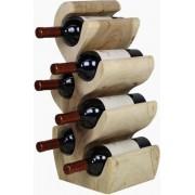 Suar Wijnrek - 72 x 20 x 27 cm - Hout - 6 flessen