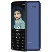 Lava Spark i18 Dual Sim Mobile With 1200 mAh Battery/2.8 Inch Display/ Camera/Auto Call Recording/Mobile Tracker/FM
