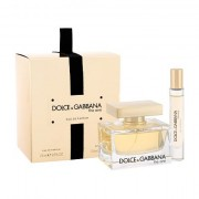 Dolce&Gabbana The One confezione regalo eau de parfum 75 ml + eau de parfum 7,4 ml da donna
