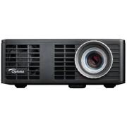 Videoproiector Optoma ML750e, Mini, 700 lumeni, 1280 x 800, Contrast 15000:1, HDMI (Negru)