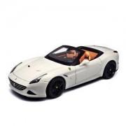 Детска играчка, Bburago Ferrari - California T, бяло, 093922
