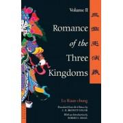 Romance of the Three Kingdoms Volume 2, Paperback