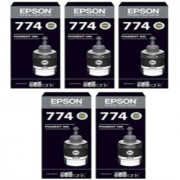 Original Epson T7741 Black Ink Pack of 5
