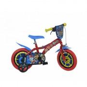 Bicicleta pentru copii Dino Bikes Patrula Catelusilor, 12 inch