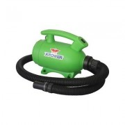 """XPOWER B-2 """"Pro-At-Home"""""""" Pet Dryer and Vacuum, Green"""