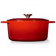 Blokker Excellent braadpan - ⌀ 24 cm - rood