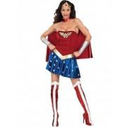 Vegaoo Wonder Woman-Kostüm für Damen