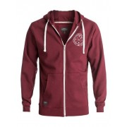 Quiksilver Waterman Ring The Bell - Sweat à capuche zippé pour Homme - Rouge - Quiksilver
