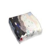 Různobarevná bavlněná čistící textilie - 10 kg