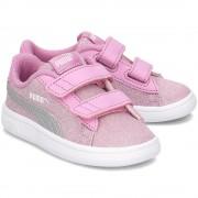 Puma Smash v2Glitz GlamV Inf - Sneakersy Dziecięce - 367380 02