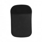 Силиконова поставка за телефон за кола Forever Anti-slip - бяло или черно